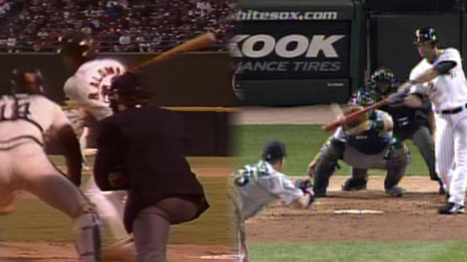 First & Last: Alomar hits