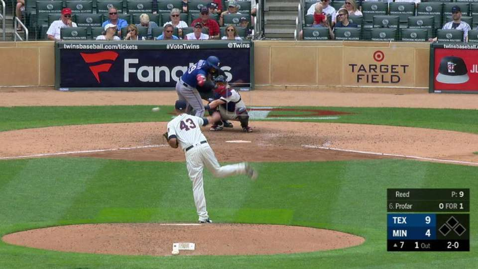 Profar takes first on HBP