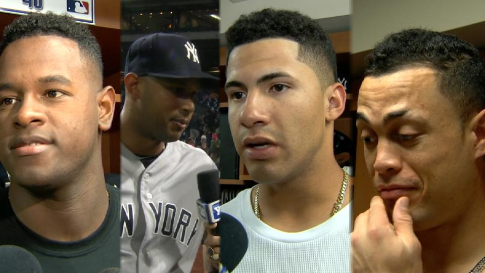 Yankees on all-around victory