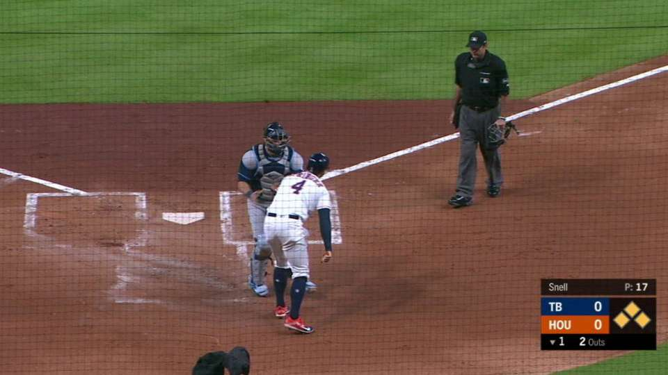 Gomez cuts down Springer for DP