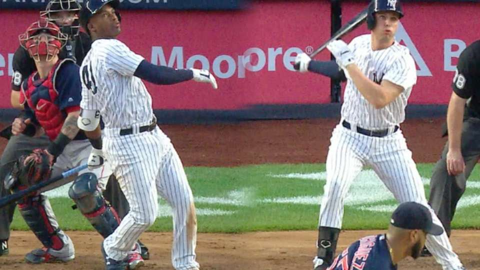 Must C: Yanks go back-to-back