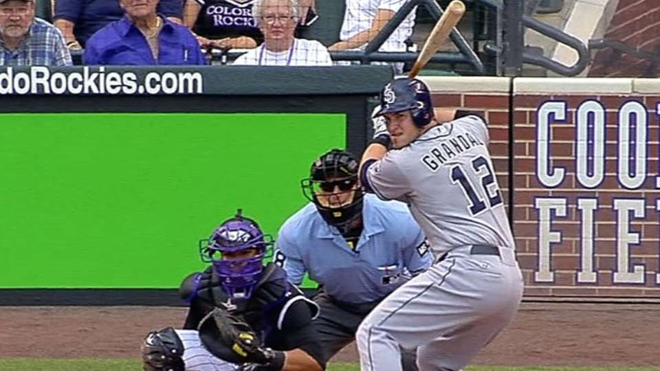 Grandal's two homers