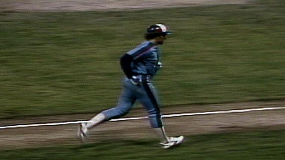 Carter's second All-Star homer