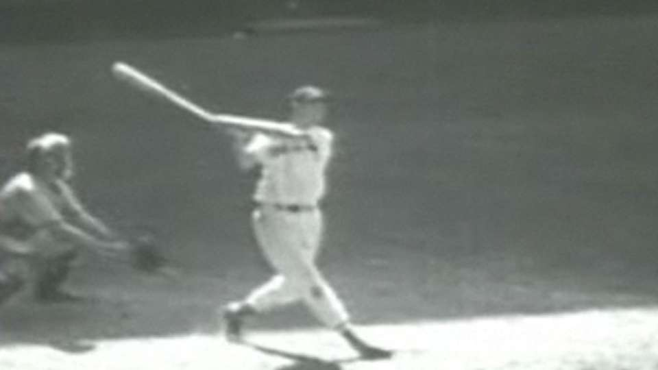 Ted Williams' All-Star walk-off