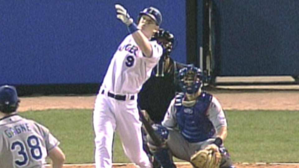 Blalock leads AL to win in 2003