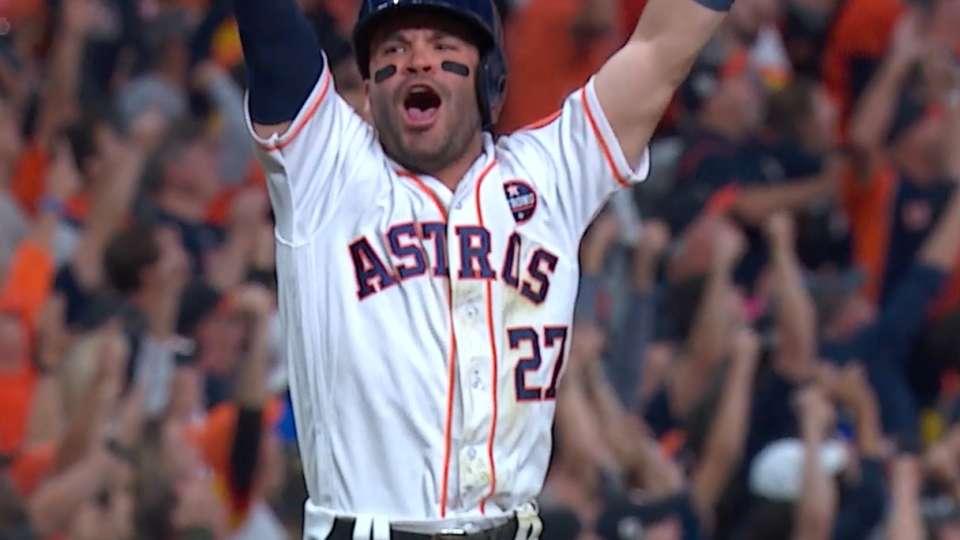 Astros' Path to the Splash