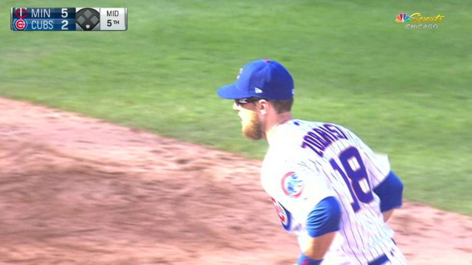 Montgomery strands bases loaded
