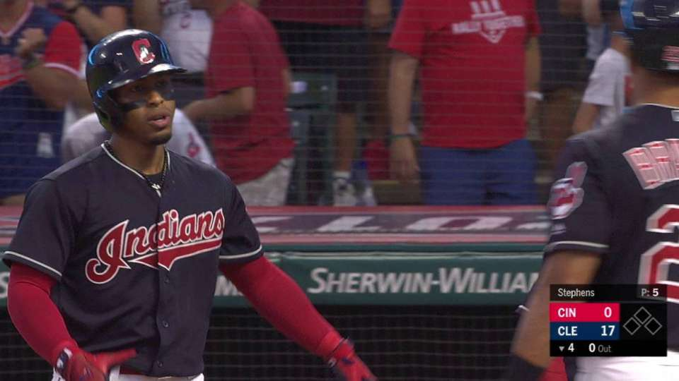 Lindor's 25th homer of season