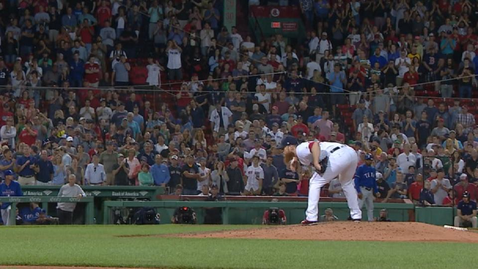 Kimbrel's 4-out save