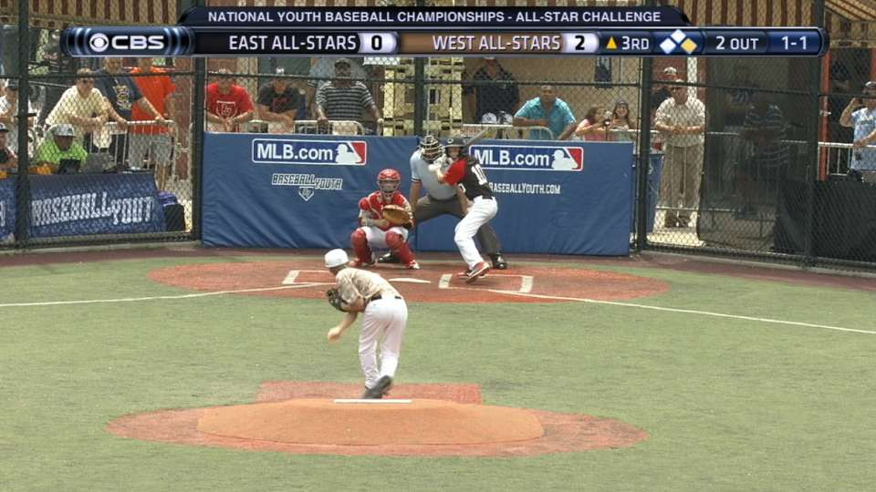 Strickland's two-run shot