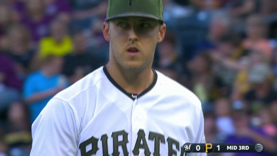 Taillon K's Cain, side in 3rd