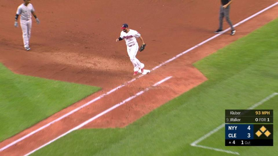 Alonso snags a liner, turns DP