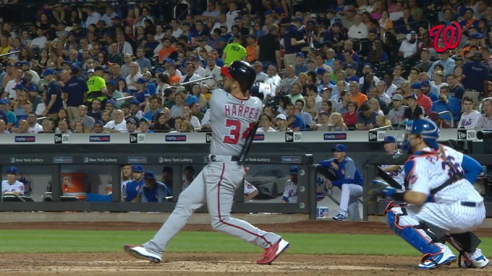 Harper's 2-run home run