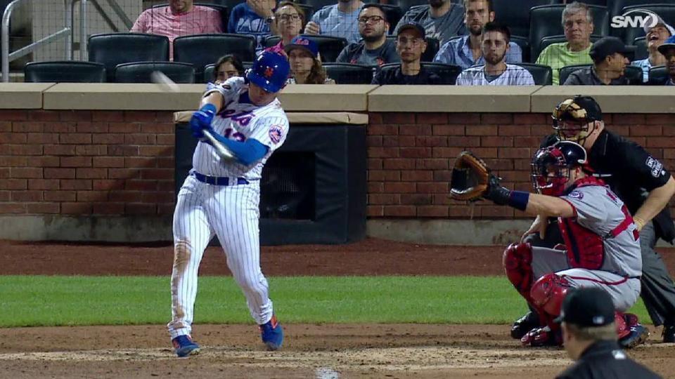 Cabrera's solo home run