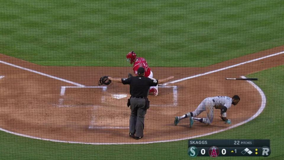 Seager's early RBI single