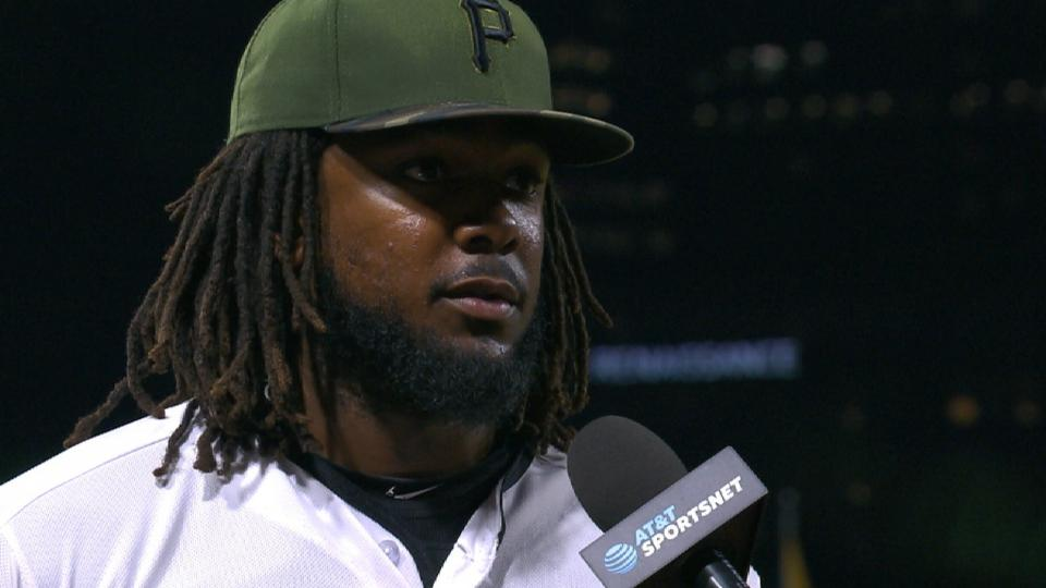 Bell on 6-3 win over Brewers