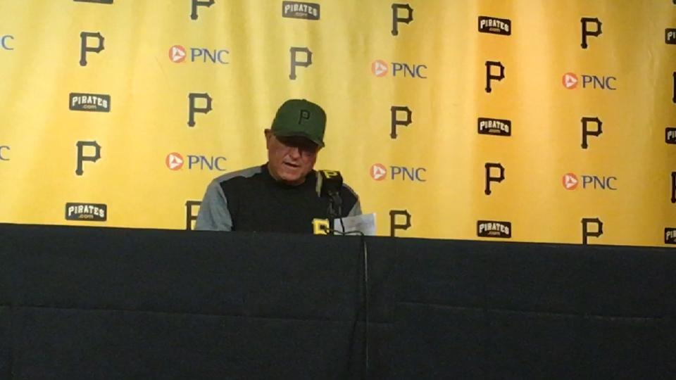 Hurdle on Taillon's outing