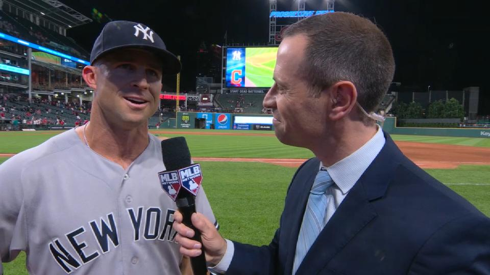 MLB Tonight: Gardner on HRs, win