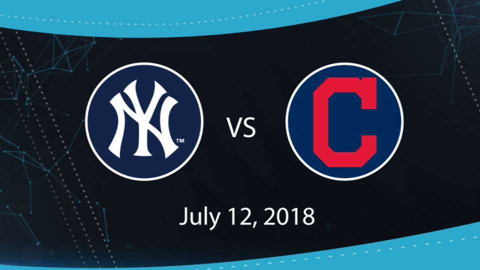 7/12/18: NYY vs. CLE Highlights
