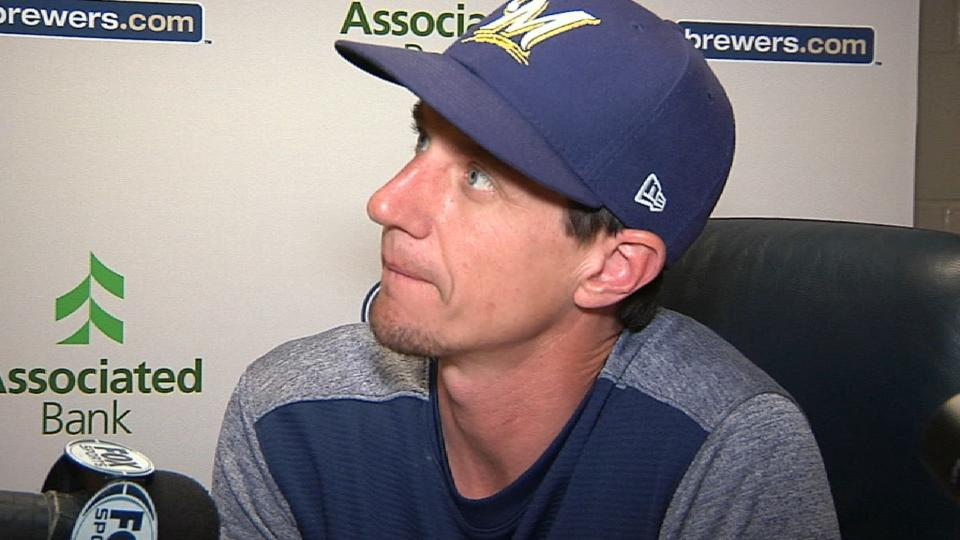Counsell elated for Jeffress