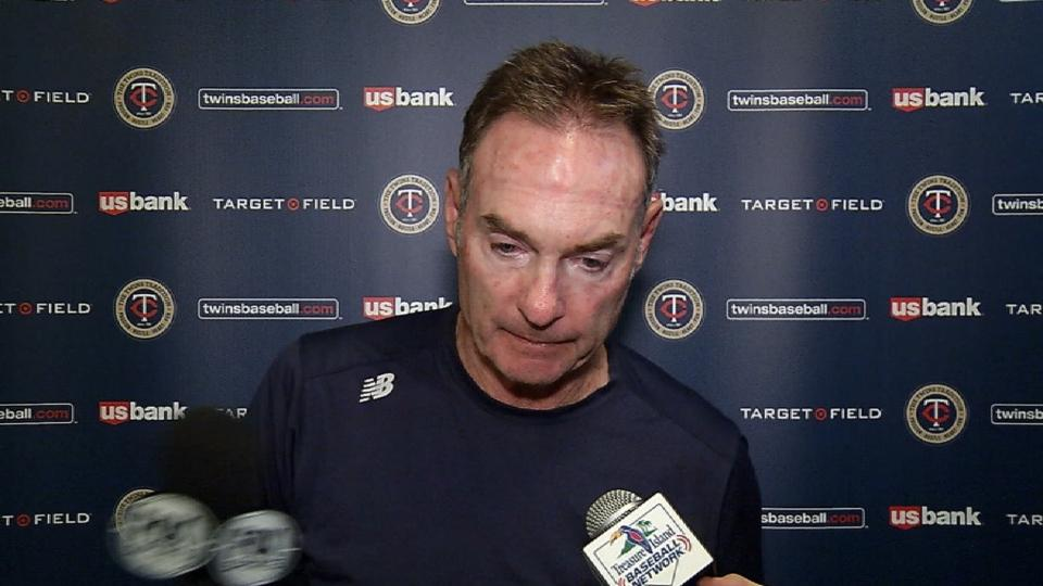 Molitor on Gibson, offense