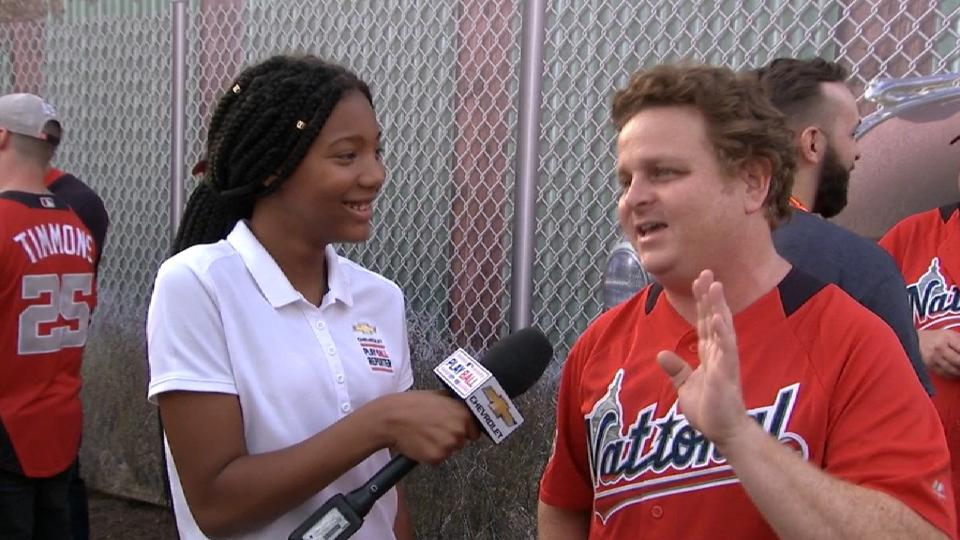 Montgomery interviews Renna