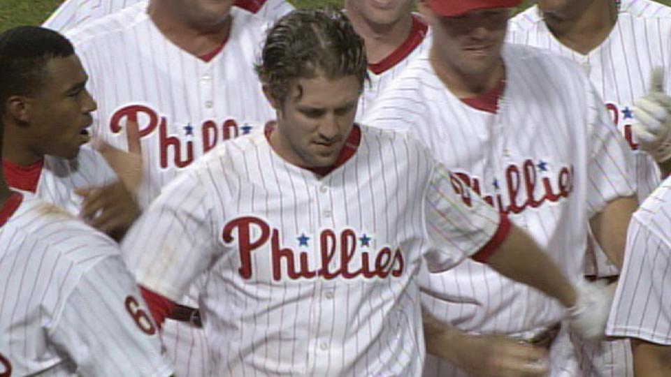 Utley's walk-off home run