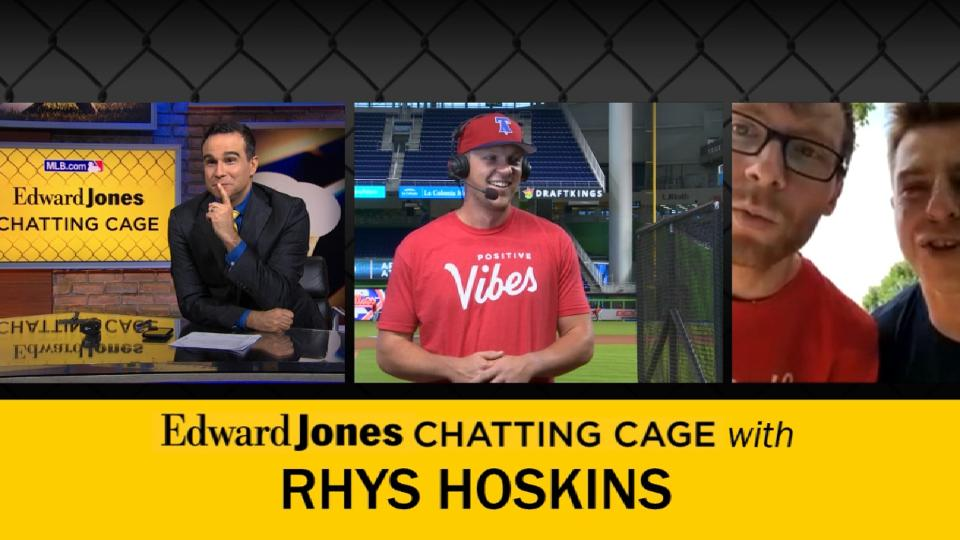 CFBBQ joins Hoskins in the Cage