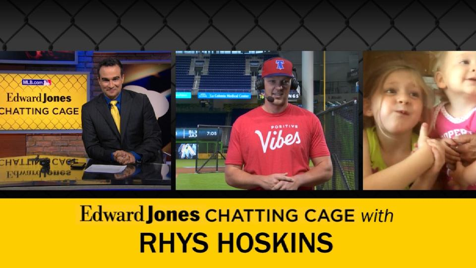 Hoskins on best part of gameday