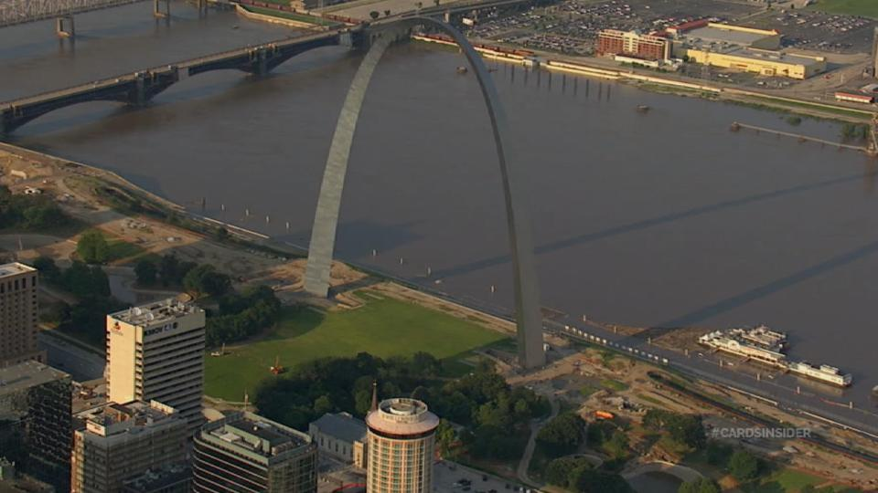 Arch Grounds Re-Opening