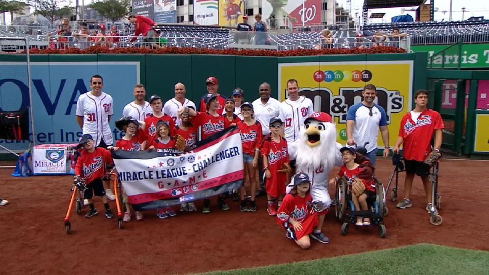 Miracle League at Nationals Park