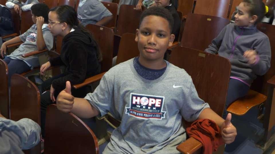 HOPE Week: Think Kindness