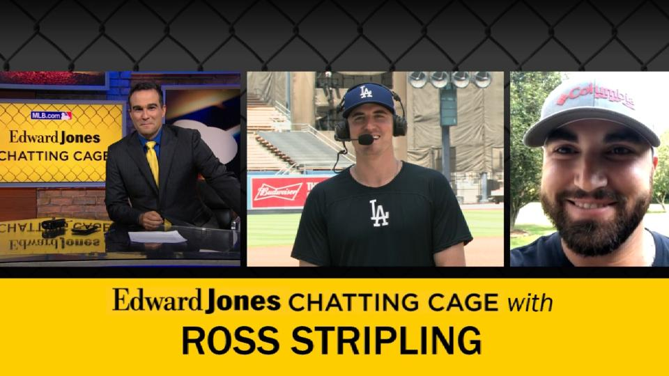 Chatting Cage: Ross Stripling