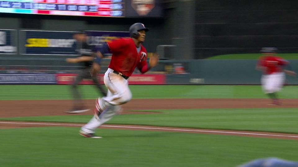 Cave's RBI double