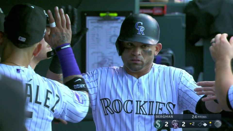 Wolters' RBI fielder's choice