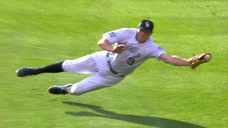 LeMahieu's fantastic diving stop