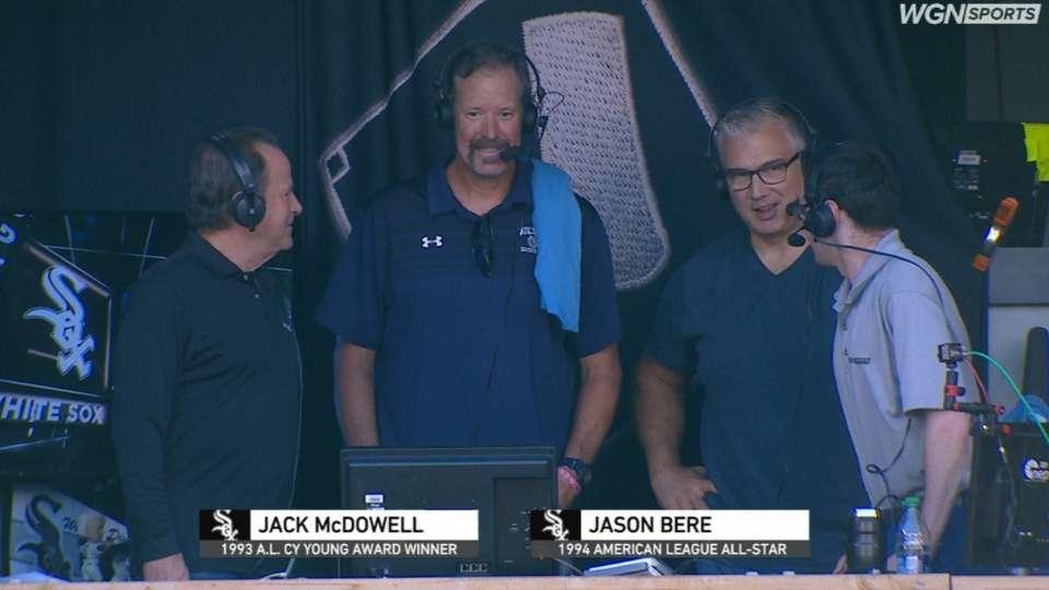 McDowell, Bere on '93 reunion