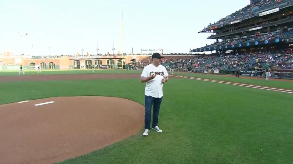 First Pitch / AT&T
