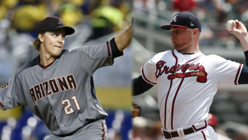 Greinke and Newcomb set to duel