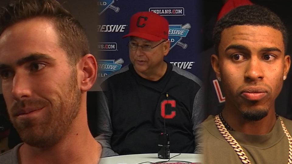Indians on 6-5 win over Yankees