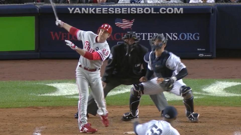MLB Tonight: Byrnes on Utley