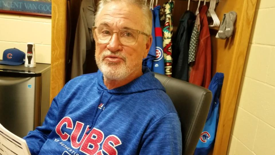 Maddon on big win over Padres