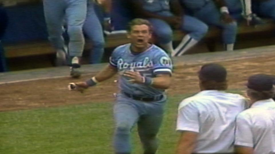 7/24/83: The Pine Tar Incident