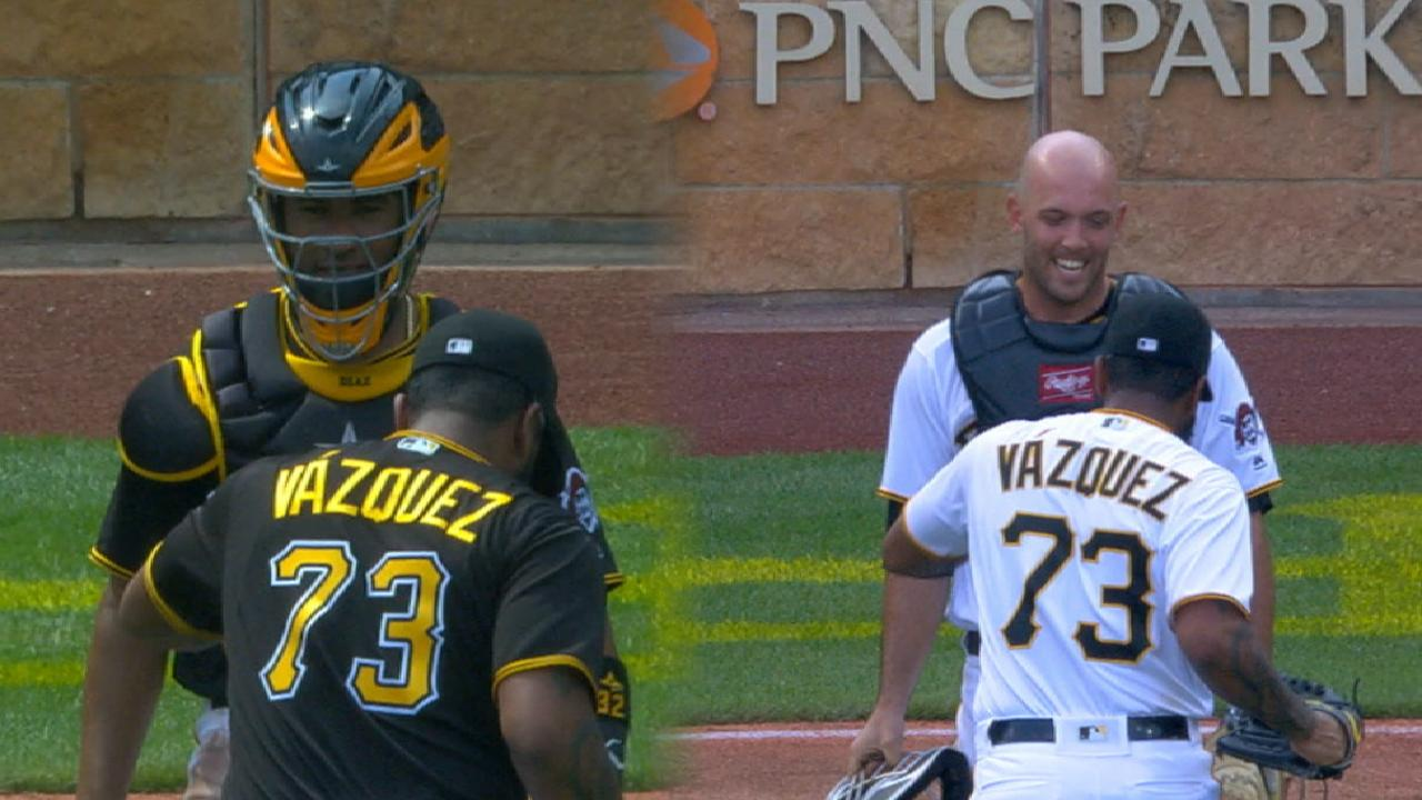Felipe Vazquez talks All-Star Game selection  321359acb