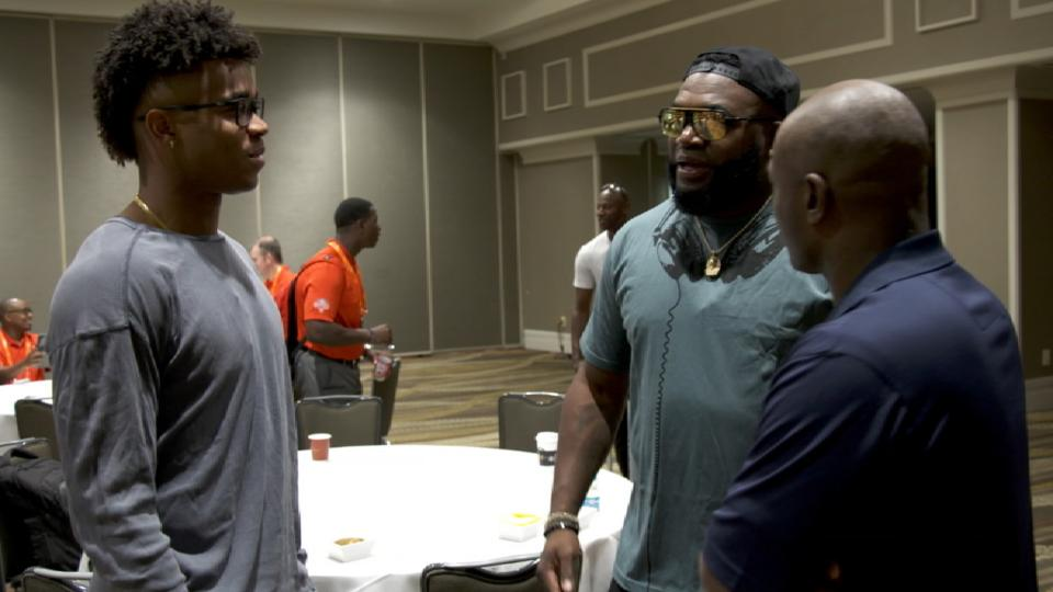 Futures Game players' brunch