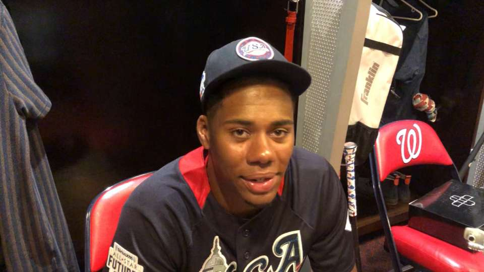 Greene on Futures Game outing
