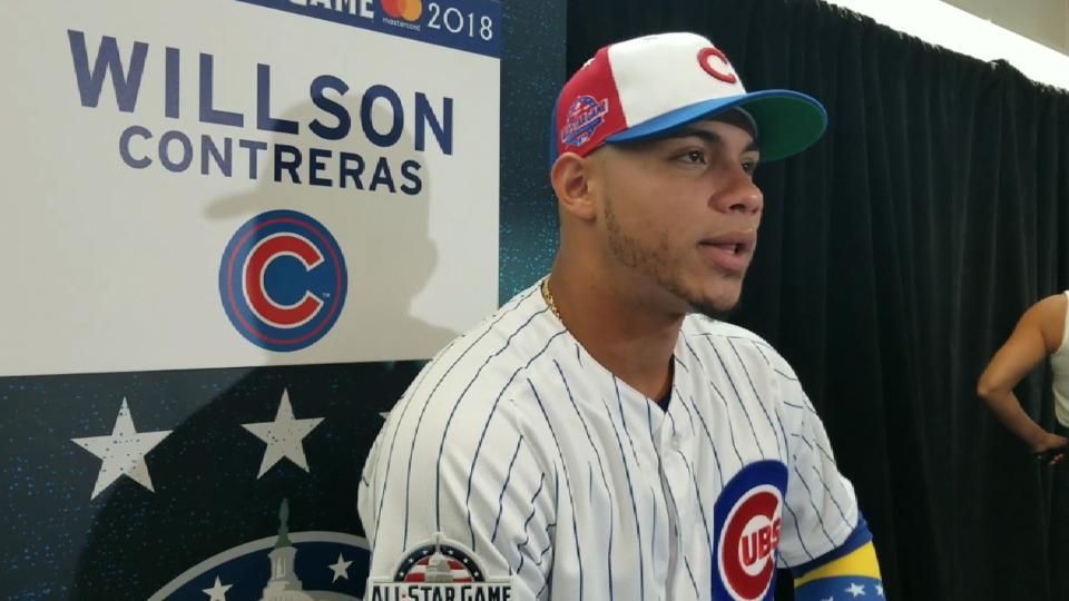Contreras sobre el All-Star