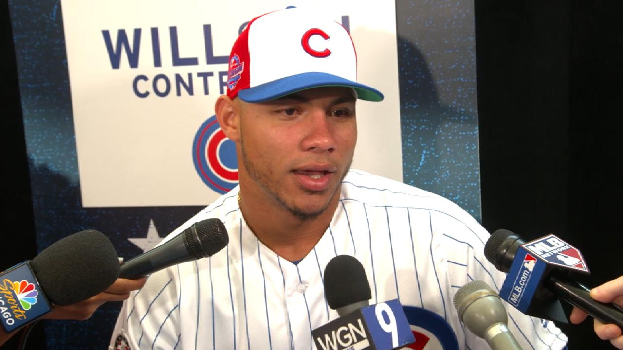 Cubs  trio set to rep NL in All-Star Game  97c734baffa9