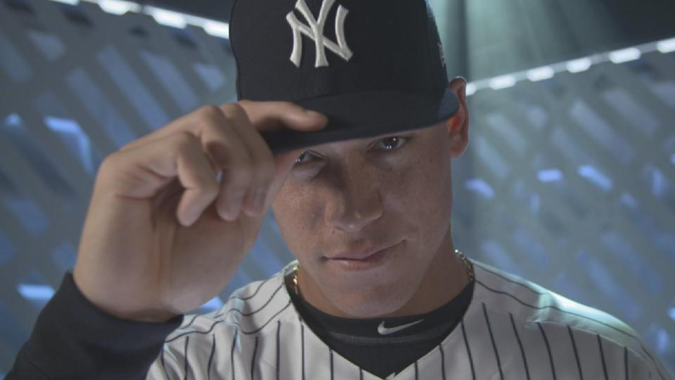 2018 Yankees All-Stars  9d6c0d9e46d
