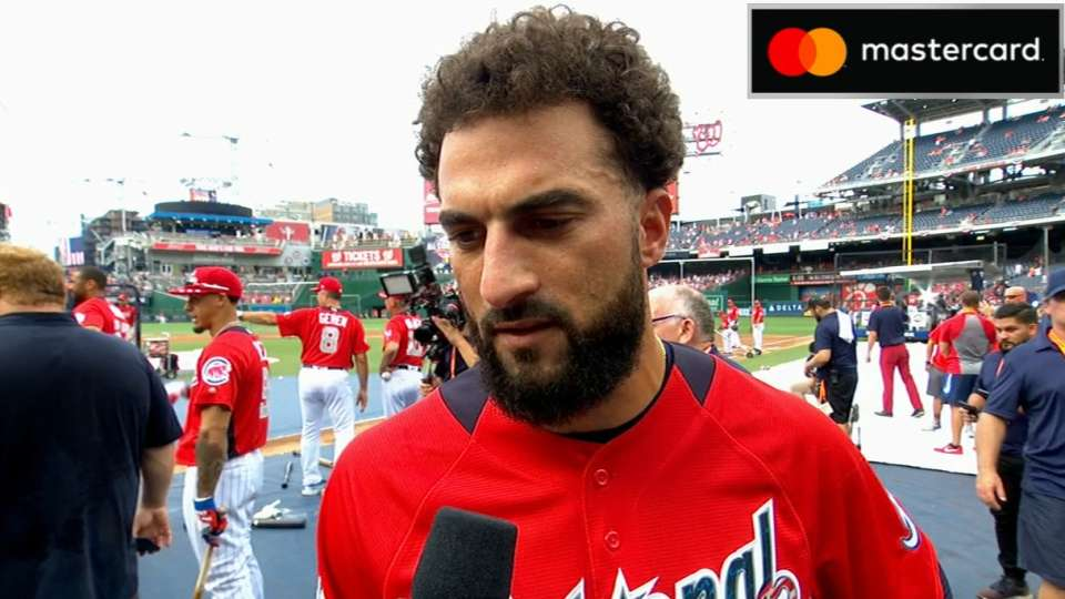 Markakis on being an All-Star